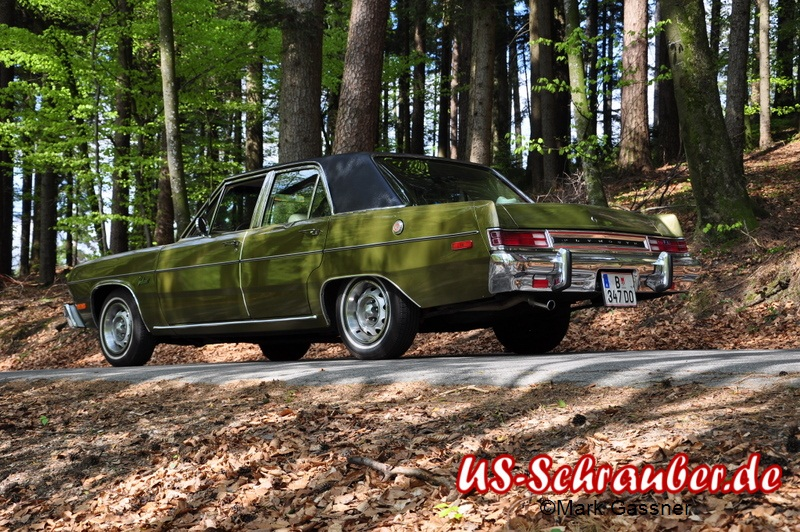 1974 Plymouth Valiant DS