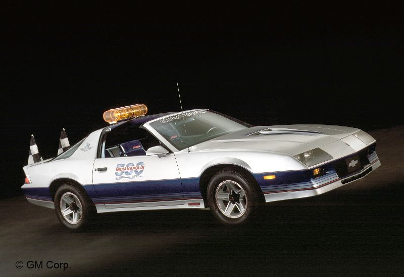 1982 Chevrolet Camaro Pace Car