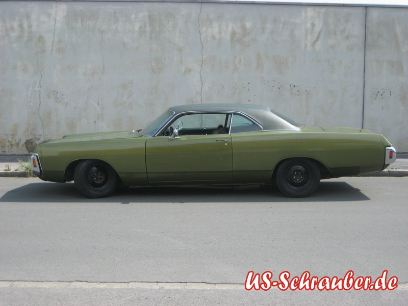 1970 Dodge Monaco restauriert
