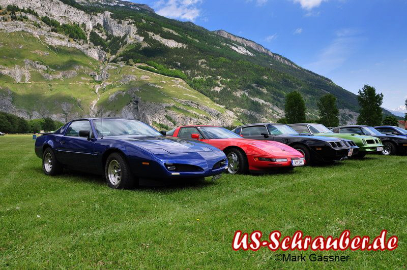 2009 US Car Treffen Fun Run Chur